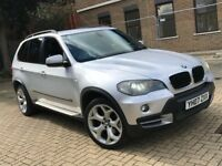 2007 BMW X5 3.0 DIESEL AUTOMATIC, NEW SHAPE ONLY £7250 NO OFFERS!! HPI CLEAR , 4X4, Q5 Q7 ML 350 X6