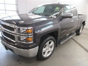2015 Chevrolet Silverado 1500 4x4! LT ! 20 ALLOYS! HITCH! ONLY 5
