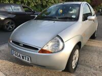 FORD KA ZETEC 2004 1.3 / 83500 MILES / DEC 2018 MOT / SERVICE HISTORY / PERFECT CAR / MANUAL / £695