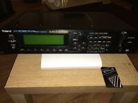 Roland JV2080 Midi Synthesizer! with Power Adapter!