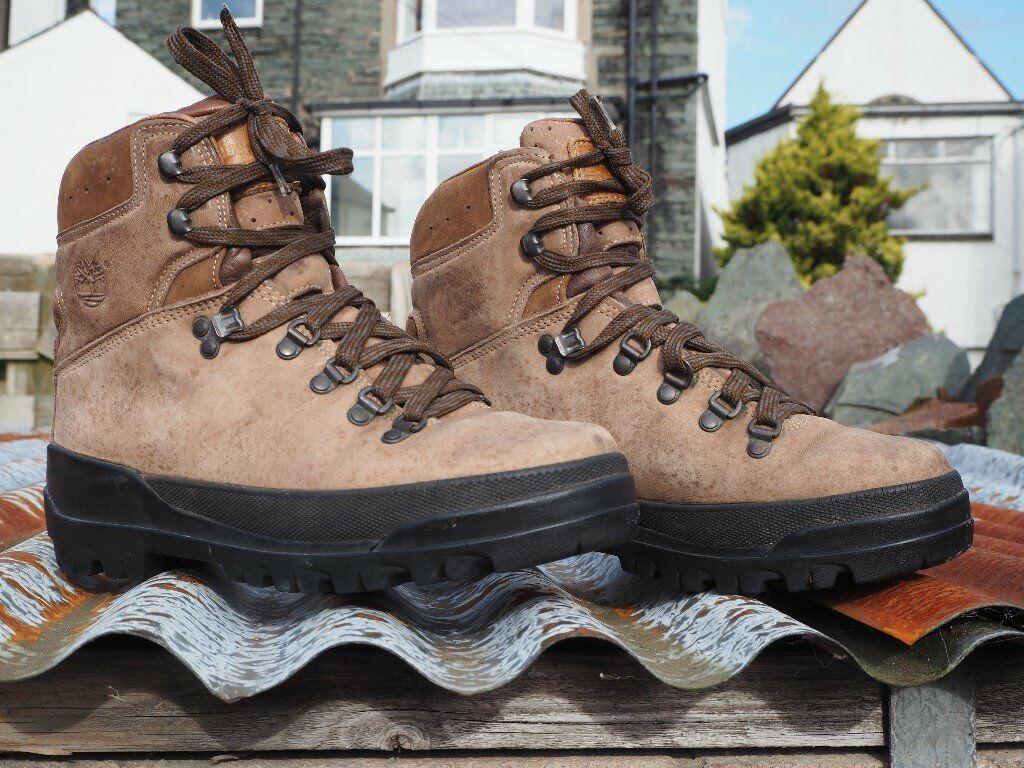 Timberland Gore-Tex Hiker Super Boots UK 7 EU 40