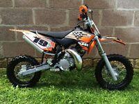 KTM 50 sx for sale