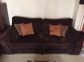 3 seater sofa - 2 available