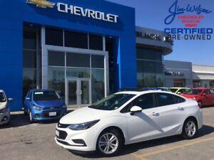2017 Chevrolet Cruze LT ROOF HEATED SEATS REAR CAMERA!!!
