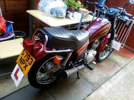 Sr 125cc
