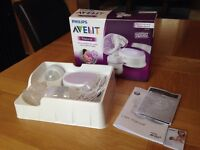 Electric breast pump - Philips AVENT (excellent condition)