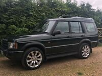 Landrover discovery td5 ES