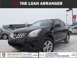 2013 Nissan Rogue SV 4WD