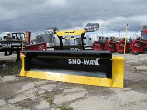 2017 Sno-Way 8ft 26R SERIES SNOW PLOW