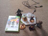 Xbox 360 Disney Infinity bundle.