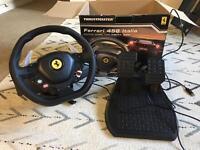 Thrustmaster Ferrari 458 Wheel XBOX 360