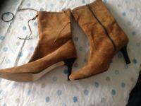Women's Clark's boots