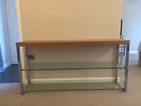 Selfridges Designer Oak Console Table - Great Clearance Price