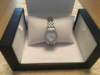 Ladies tissot automatic watch