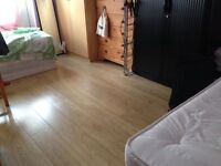 Twin bed to let in roomshare at Hoxton & Bethnal Green