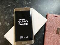 Samsung Galaxy S6 Edge 32GB Gold Unlocked