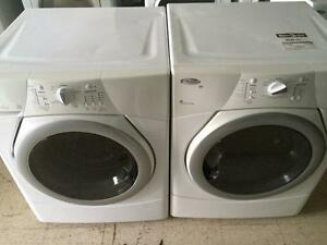 21- Whirlpool Duet 4.0 Laveuse Sécheuse Frontale Frontload Washer Dryer