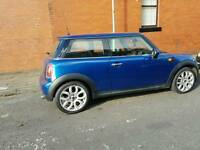 Mini Cooper Navy Blue 2009