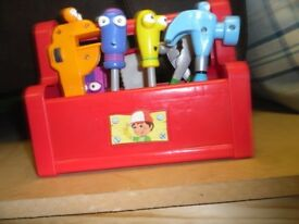 tool set for small child