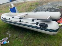 11ft Plastimo Rib/Boat great condition £750 Downpatrick