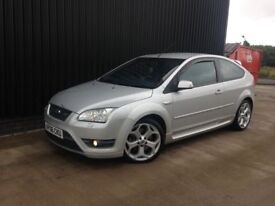 2006 Ford Focus 2.5 SIV ST-3 3dr Full Heated Leather, 2 Keys, Service History, Finance Available