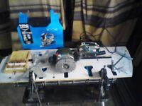 Full Set tools inc Table £ 100