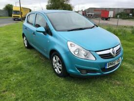 60 REG VAUXHALL CORSA 1.3 CDTiecoFLEX 16V ENERGY 5DR (a/c)-£30 ROAD TAX-FEBRUARY 2019 MOT-DRIVES WEL