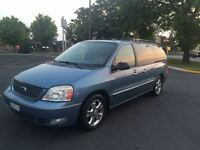 2007 Ford Freestar LIMITED 1950$ TAX ET TRANSIT INCLUS 514-692-0