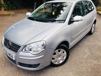 2006 Volkswagen Polo 1.2 **MOT August 2019**Warranted Mileage**Just Serviced**Fog Lights