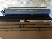Brand new High carbon 9ft Travel rod