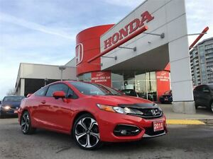 2014 Honda Civic Coupe SI 6MT