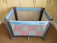 Graco Sleep and Play Cot