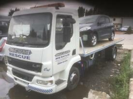 DAF 45 RECOVERY TRUCK SPARES OR REPAIRS