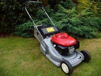 Honda HRB 425C lawnmower