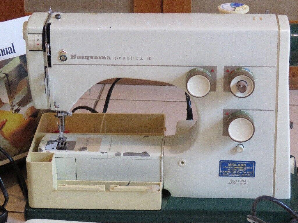 Viking Husqvarna sewing machine