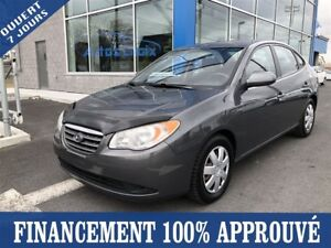 2009 Hyundai Elantra GLS **44$/SEM*FINANCEMENT 100% APPROUVÉ**
