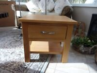 SMALL TELEPHONE/BEDSIDE TABLE