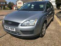 2005 FORD FOCUS 1.6 LX / 1 YEAR MOT / FULL STAMPED SERVICE HISTORY / GREAT CONDITION £930 NO OFFERS