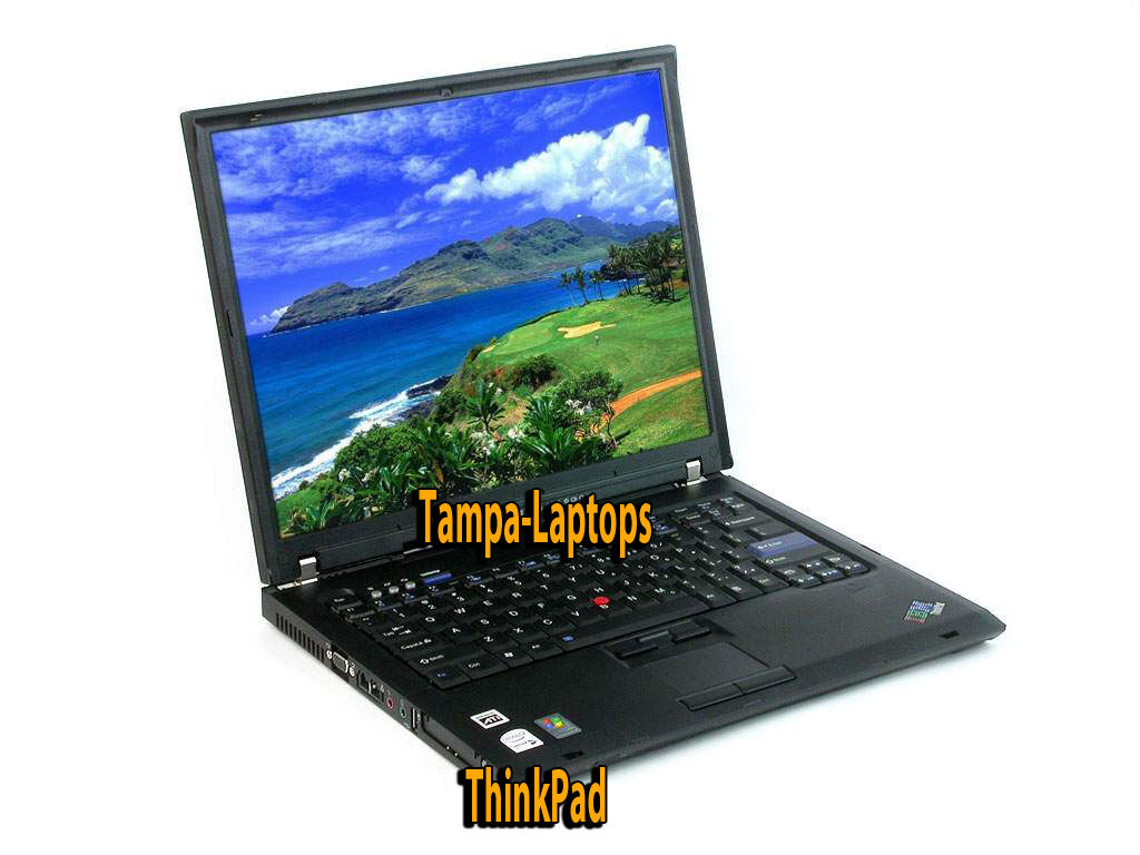 IBM LAPTOP LENOVO T61 WINDOWS 10 WIN COMPUTER WIRELESS WIFI CDRW DVD NOTEBOOK PC