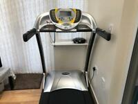 Dream Fitness D1000 Motorized Running Electric Power Treadmill Excellent condition (foldable)