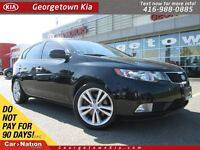 2011 Kia Forte5 SX LUXURY | NAVI | ONE OWNER | LEATHER | 6-SPEED