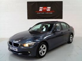 2012 BMW 3 SERIES 320D EFFICIENTDYNAMICS ###2 OWNERS+FSH+AA WARRANTY+2KEYS###