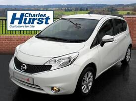 Nissan Note DCI ACENTA (white) 2014-03-28