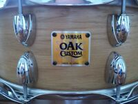 Yamaha Oak Custom Snare