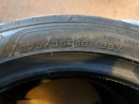 Pair 275/35/18 Goodyear Eagle F1 Tyres Brand New