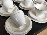 9 piece tea set