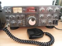 Kenwood TS-830S HF amateur radio transceiver