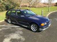 Bmw E36 318is touring blue 165k manual