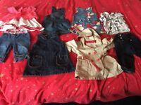 Girls 18-24 months bundle