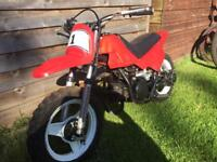Yamaha PW50 copy kids bike in good condition